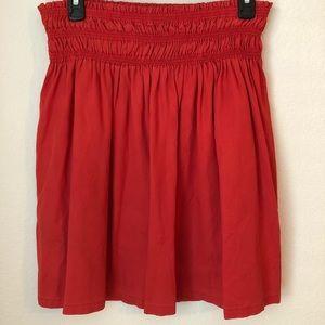 Zara Basic knee length skirt